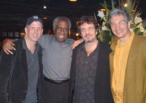 Chivas Quartet  May 2003