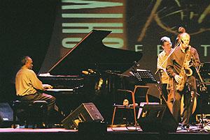 Chivas Jazz Festival - São Paulo - Maio 2003
