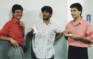 Três irmãos três compositores
